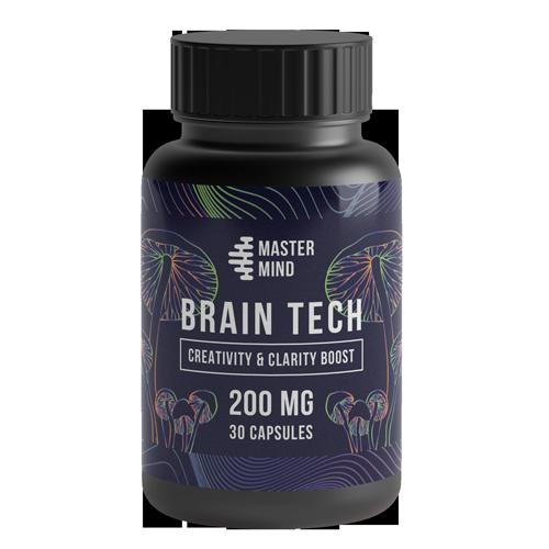 Mastermind Brain Tech Capsule 30