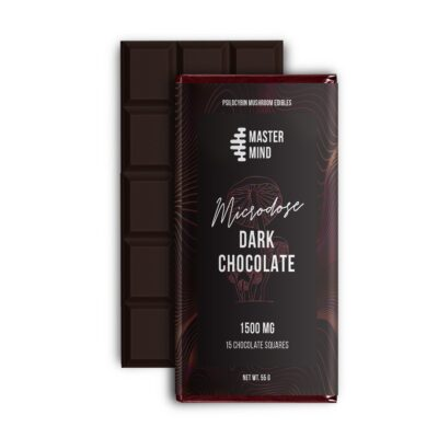Mastermind Dark Funghi Bar 1500mg