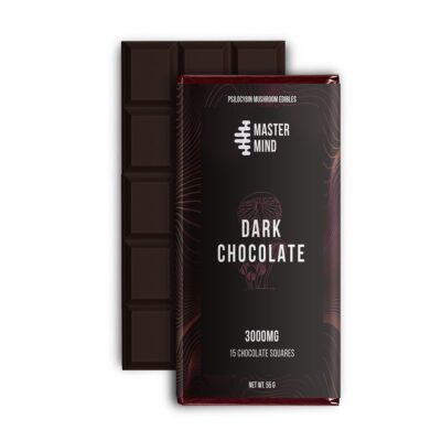 Mastermind Dark Funghi Bar 3000mg