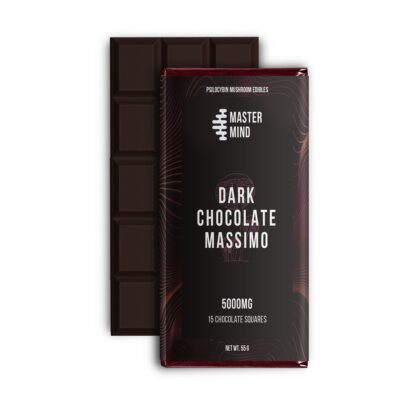 Mastermind Dark Funghi Bar 5000mg