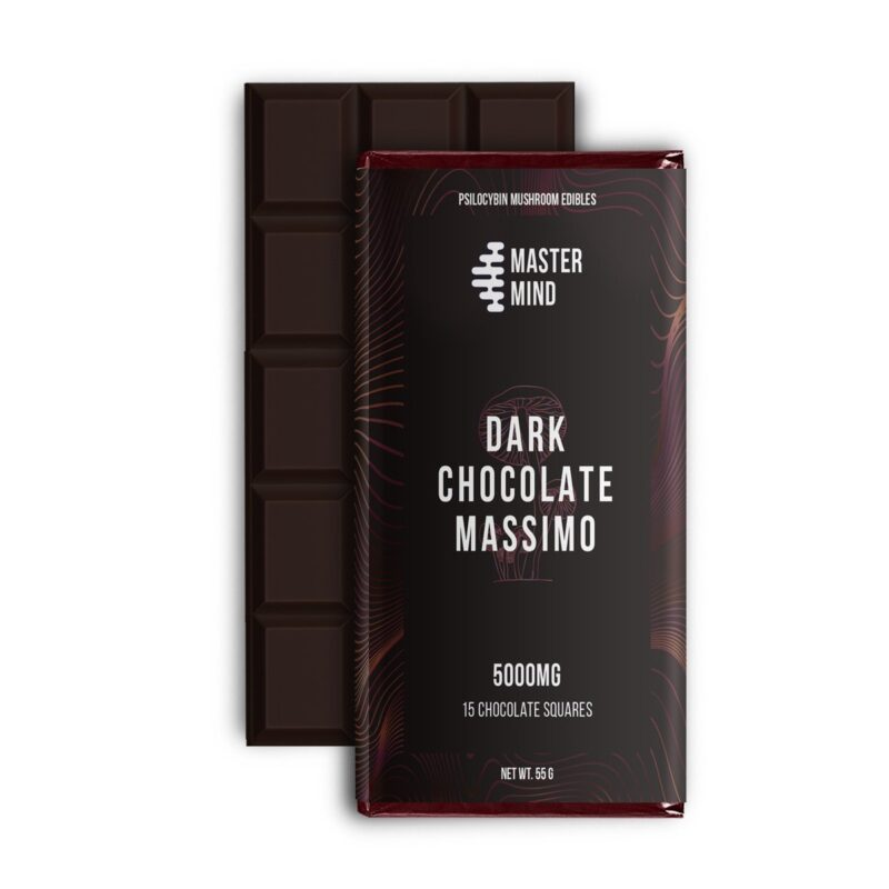 Mastermind Dark Funghi Bar 5000mg