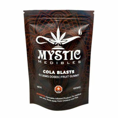 Mystic Medibles Cola Blast