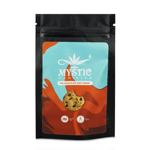 Mystic Medibles THC Cookie 100mg