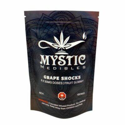 Mystic Medibles Grape Shock
