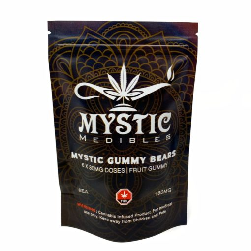 Mystic Medibles Gummy Bears