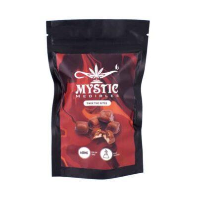 Mystic Medibles THC Twix Bites 600mg