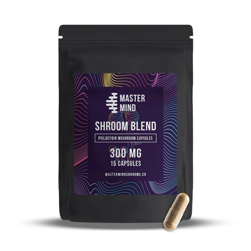 Mastermind Shroom Capsules 300mg 15
