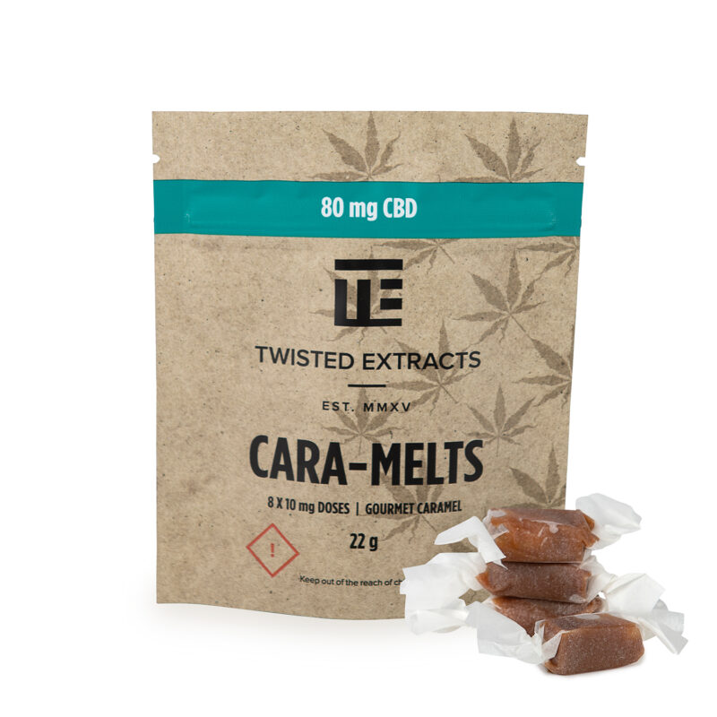 Twisted Extracts Cara-Melts CBD