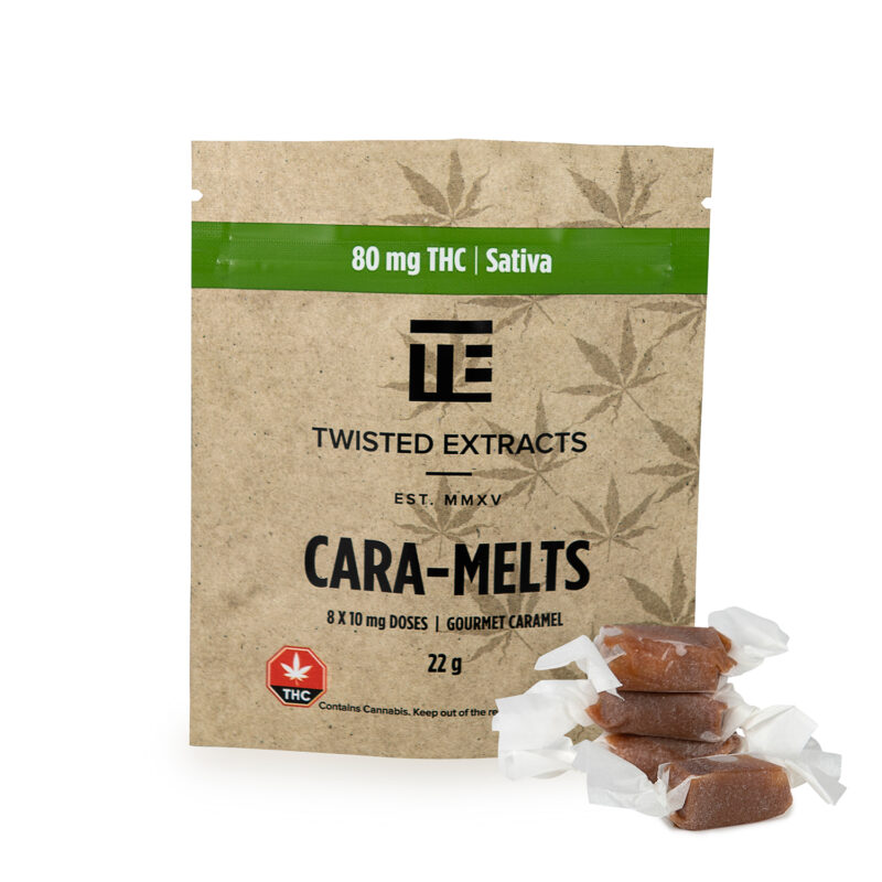 Twisted Extracts Cara-Melts Sativa