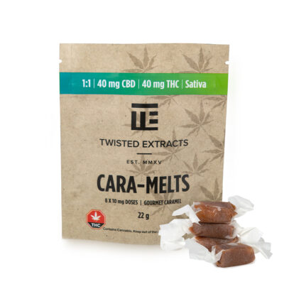 Twisted Extracts Cara-Melts Sativa 1:1
